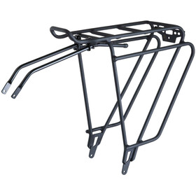 Bontrager BackRack Deluxe Pakethållare Large svart